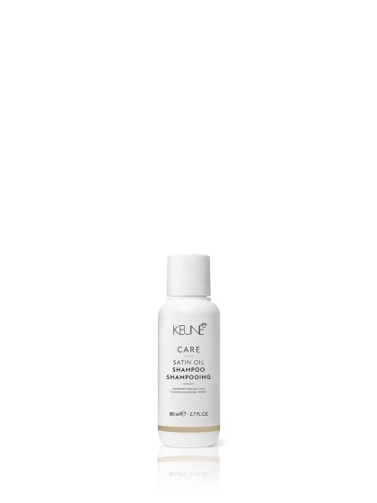Care Satin Oil Shampoo 80ml