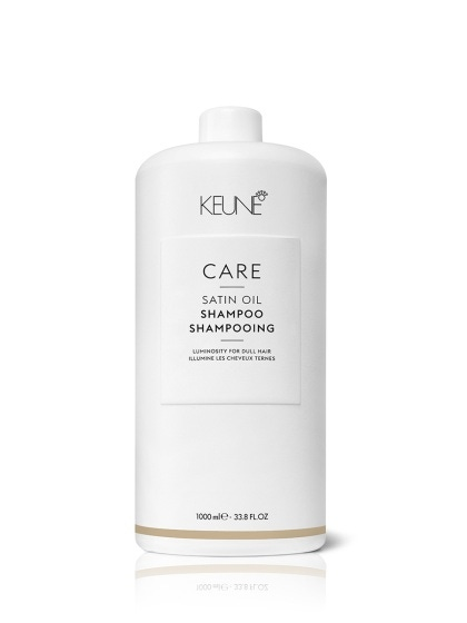Care Satin Oil Shampoo 1L